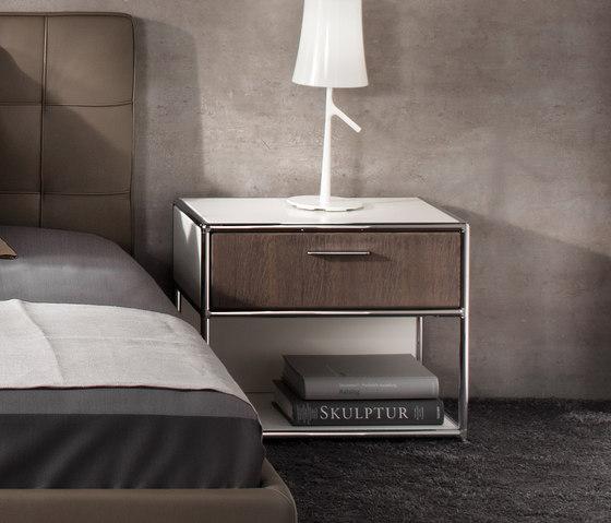 Bedside table di Dauphin Home | Comodini