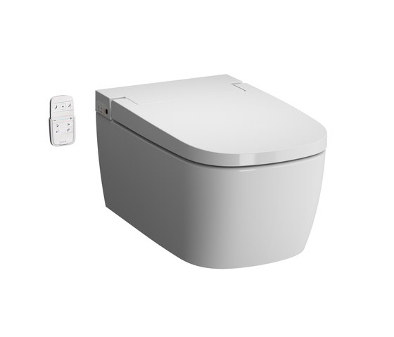 V-care Wall-hung WC by VitrA Bad | Toilets