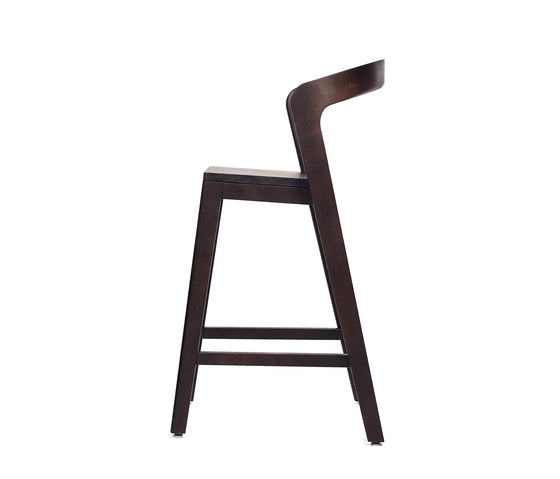 Play Barstool Low – Oak Stained by Wildspirit   Bar stools