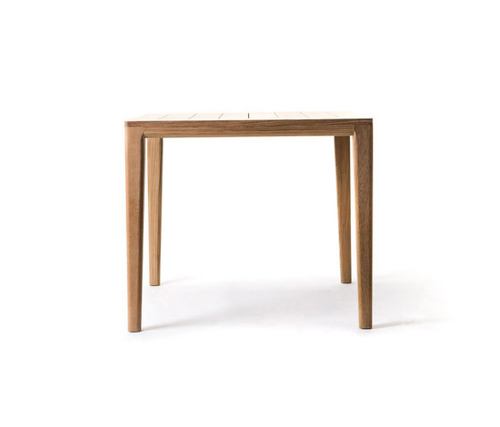 Play Table 85 x 85 - A Grade Teak by Wildspirit | Dining tables