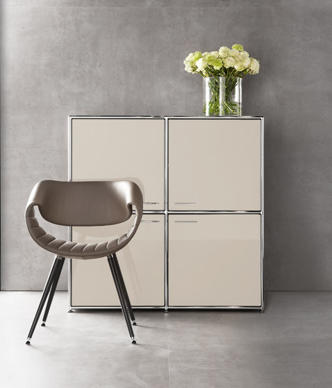 Storage unit by Dauphin Home   Sideboards