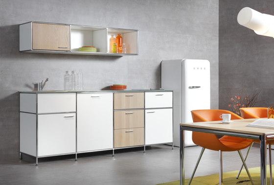 Modular kitchen de Dauphin Home | Armarios de cocina
