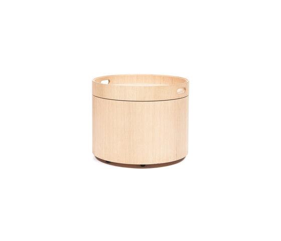 Stoll 50 – Oak Natural von Wildspirit   Behälter / Boxen