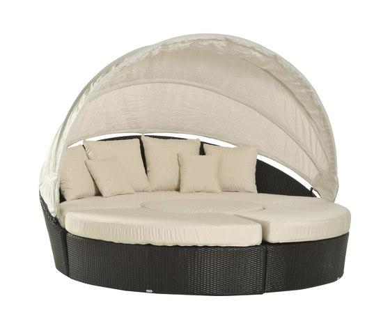 Arena sofa circoalre de Varaschin | Canapés