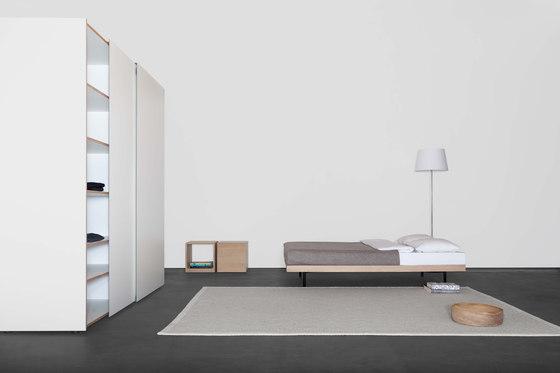 IKU bett / stapelbett / tagesliege von Sanktjohanser | Betten