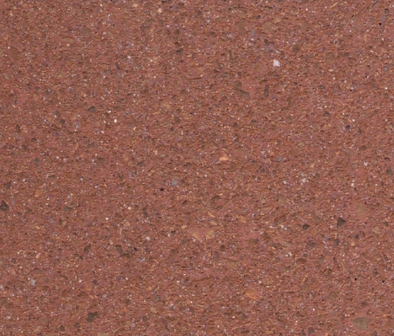 Acid etched Surfaces - red by Hering Architectural Concrete   Concrete panels
