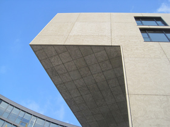 Architectural precast cladding by Hering Architectural Concrete   Exposed concrete