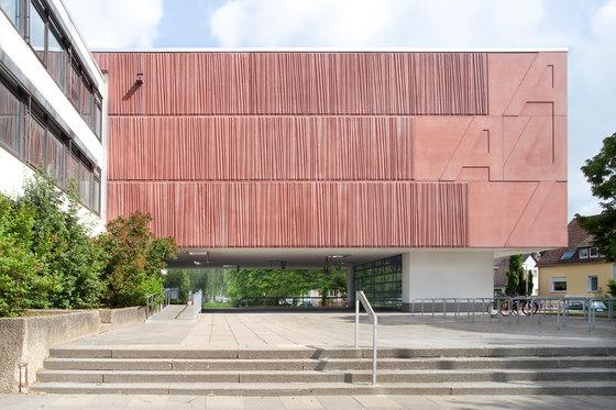 Concrete sandwich façades by Hering Architectural Concrete | Exposed concrete