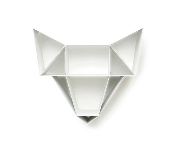 Wolf shelf by BEdesign | Wall decoration