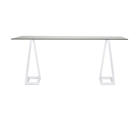 Lume table legs by BEdesign | Trestles