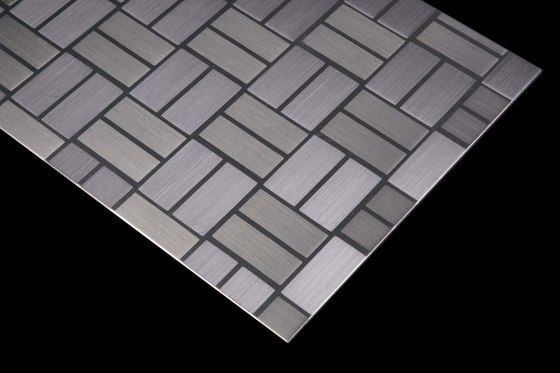 Aluminium | 540 | Windows by Inox Schleiftechnik | Sheets