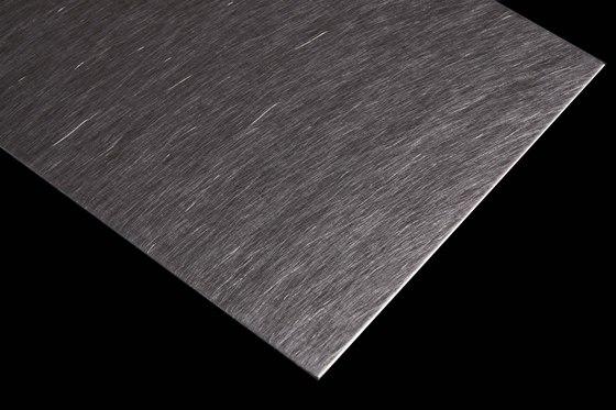 Stainless Steel | 800 | Angelhair rough - longline by Inox Schleiftechnik | Metal sheets