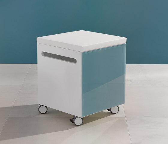 M 40 Sitzmodul de HEWI | Muebles con ruedas