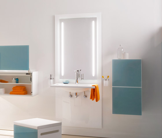 s 50 h henverstellbarer waschtisch vanity units from. Black Bedroom Furniture Sets. Home Design Ideas