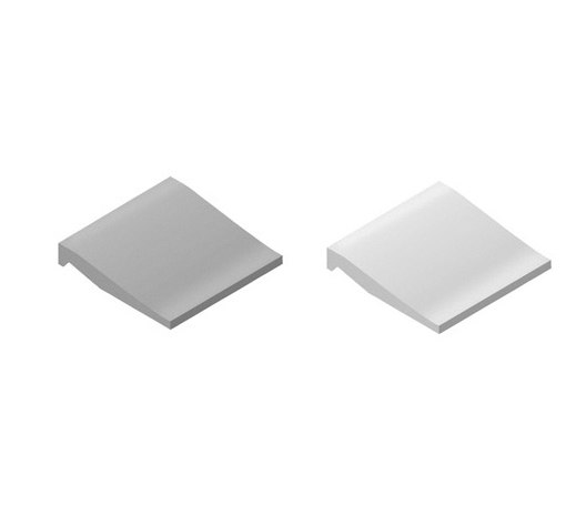 Pro Architectura - construction system Sinus de Villeroy & Boch Fliesen