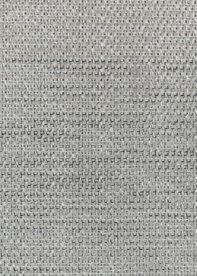 Flow Shell Silver by Bolon | Synthetic tiles