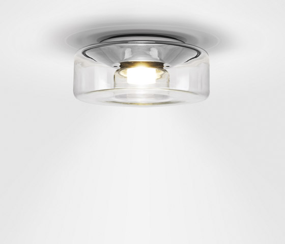 Curling Ceiling clear di serien.lighting | Illuminazione generale