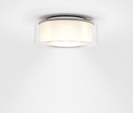 Curling Ceiling clear | reflector cylindrical opal di serien.lighting | Illuminazione generale