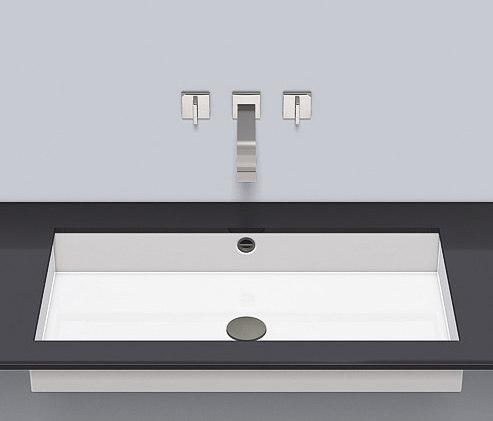 UB.ME750 by Alape | Wash basins