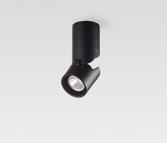 Sunnyled_surface by Reggiani | Ceiling-mounted spotlights