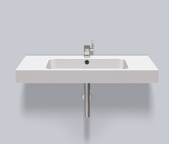 WT.SR1000H by Alape | Wash basins