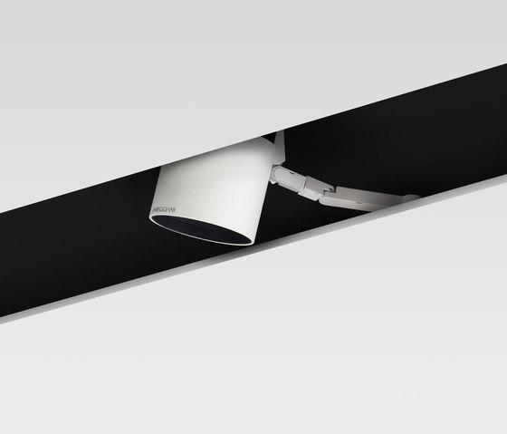 Yori_channel arm 95 by Reggiani | Track lighting