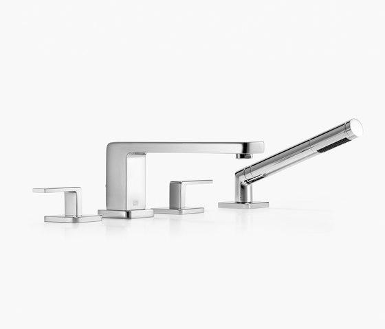 LULU - Batería de bañera a cuatro orificios de Dornbracht | Grifería para bañeras