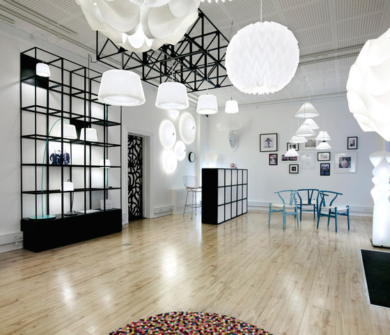 GRID ceiling element by GRID System APS   Architectural systems