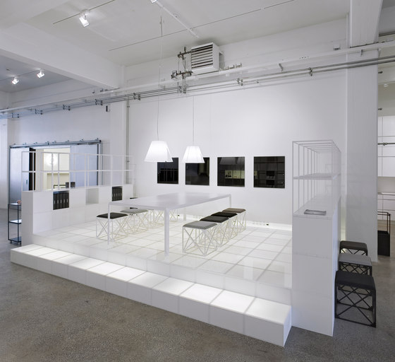 GRID office by GRID System APS | Shelving