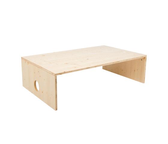 Table S  DBV-501-FD-01-01 by De Breuyn | Kids tables