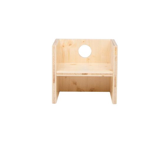 Stool XS DBV-504-FD-01-01 de De Breuyn | Sillas para niños
