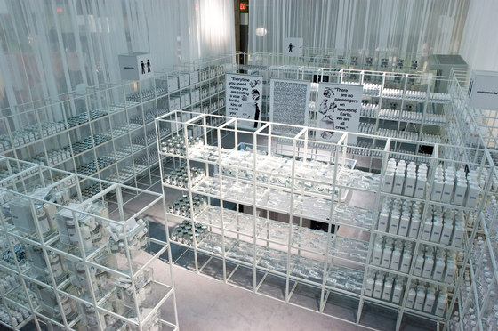 GRID room divider by GRID System APS | Exhibition systems