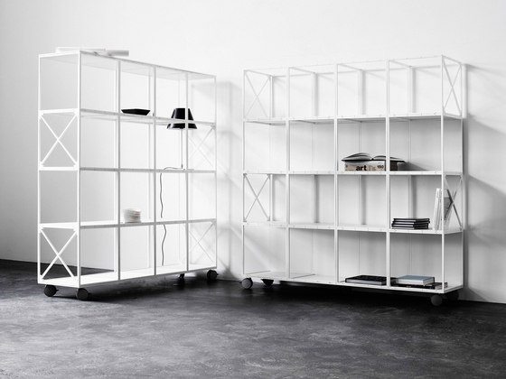 GRID room divider von GRID System ApS | Regale