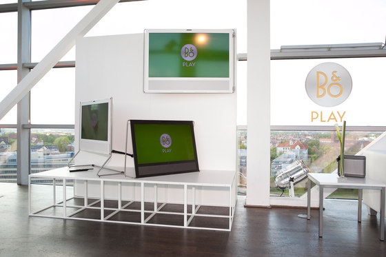 GRID podium by GRID System APS | Exhibition systems