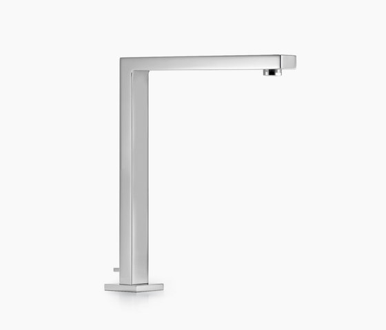 symetrics salida vertical para lavabo grifer a para lavabos de dornbracht architonic. Black Bedroom Furniture Sets. Home Design Ideas