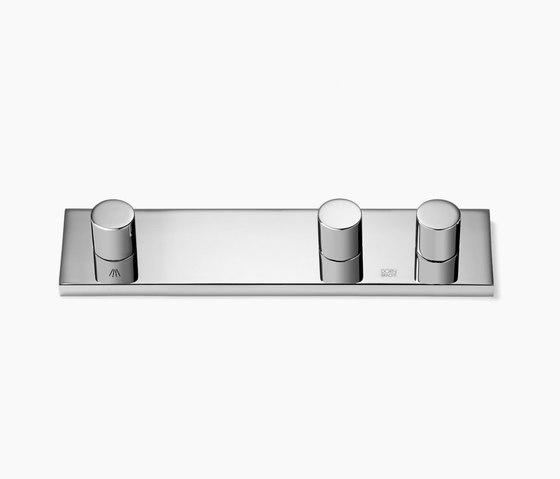 Symetrics - 2 válvulas con inversor de Dornbracht | Complementos rubinetteria bagno