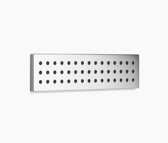Symetrics - Water Bar concealed body spray by Dornbracht | Shower controls