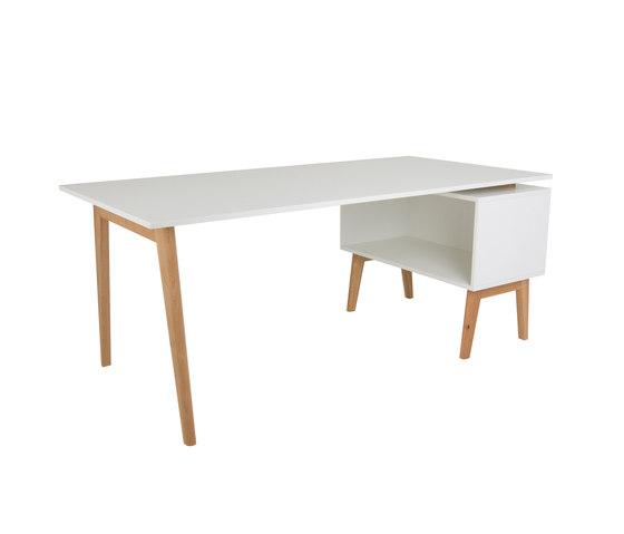 Working-/eating table DBV-227 de De Breuyn | Escritorios