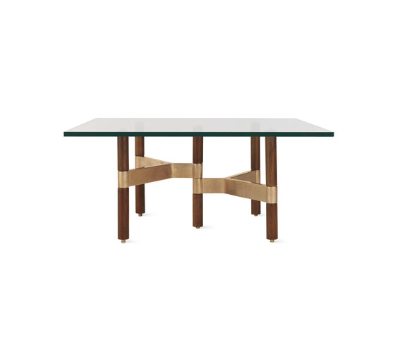 Helix Coffee Table Square by Design Within Reach   Coffee tables