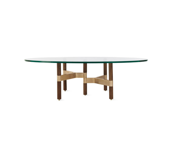 Helix Coffee Table Oval by Design Within Reach | Coffee tables