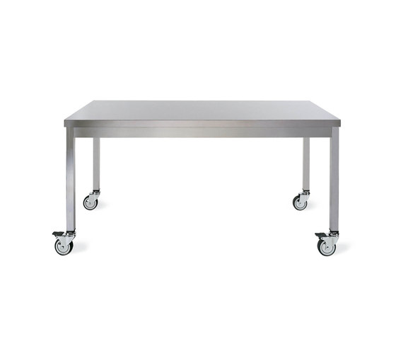 Quovis Table by Design Within Reach | Kitchen trolleys