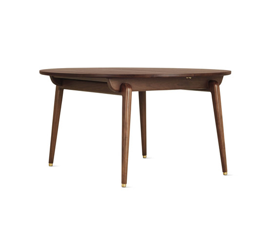 Odin Round Extension Table by Design Within Reach | Dining tables