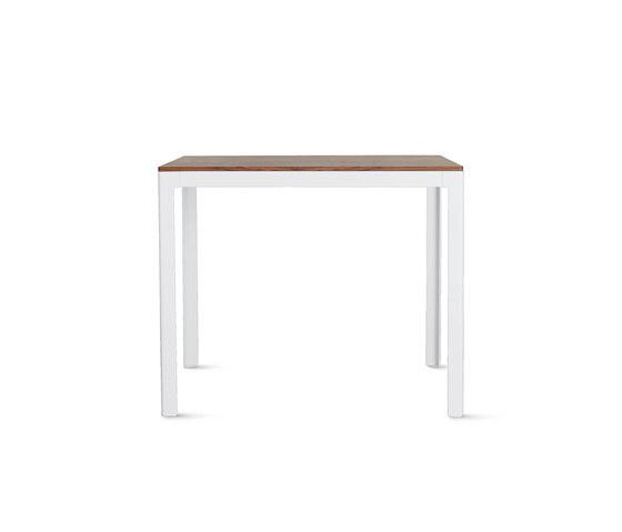 Min Table, Small – Wood Top von Design Within Reach | Esstische