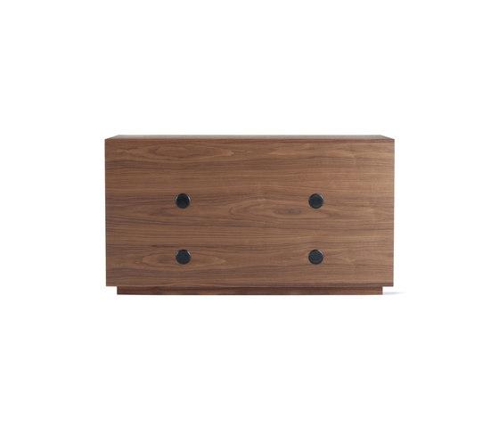 Line Credenza Small von Design Within Reach | Sideboards / Kommoden
