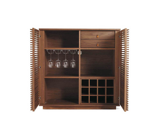 Line Bar by Design Within Reach | Drinks cabinets