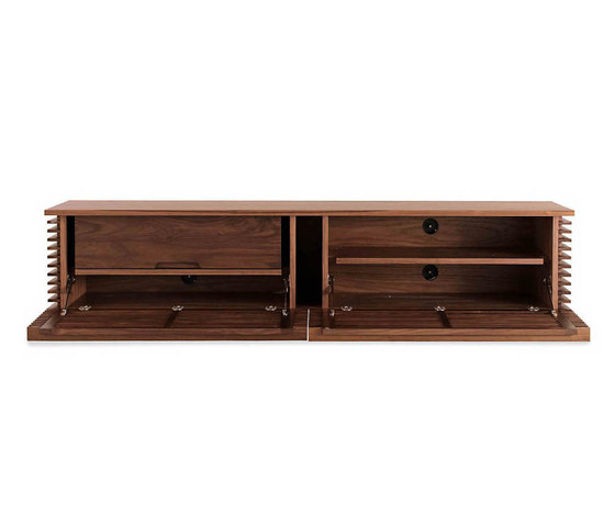 Line Media Console 70 de Design Within Reach | Aparadores multimedia