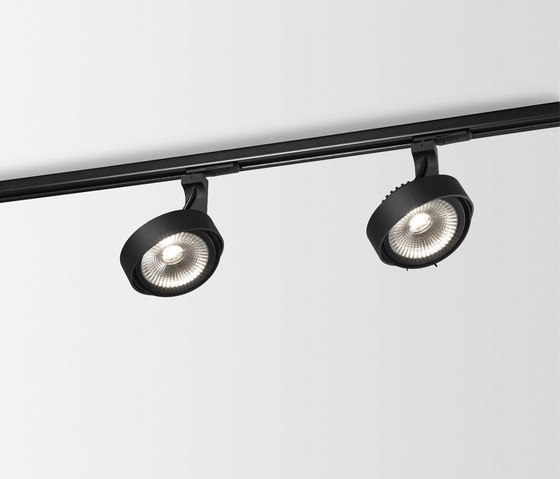 PLUXO on track 1.0 by Wever & Ducré   Ceiling lights