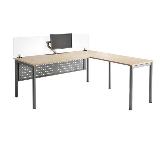 Nano by Kinnarps | Desks