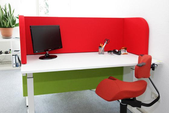 AGORAdesk | Tisch Einhausung de AGORAphil | Separadores de mesa