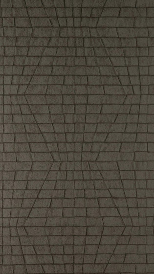 le corbusier pavilion wall coverings wallpapers from. Black Bedroom Furniture Sets. Home Design Ideas